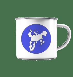 Emaille Mug