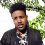 Kidane, Eritrea, lives in Denmark.
